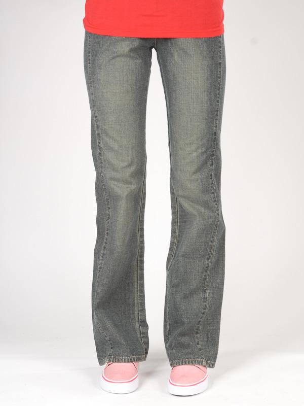 Timezone Kalhoty 121615-6502 Dirt - 28 modrá