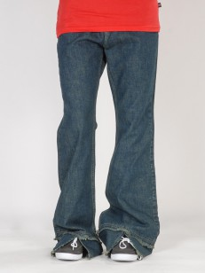 RUSTY kalhoty JPTE022 BLU