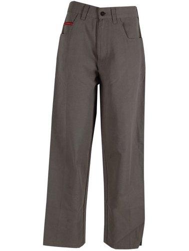 Horsefeathers Kalhoty Gry - 26 šedá