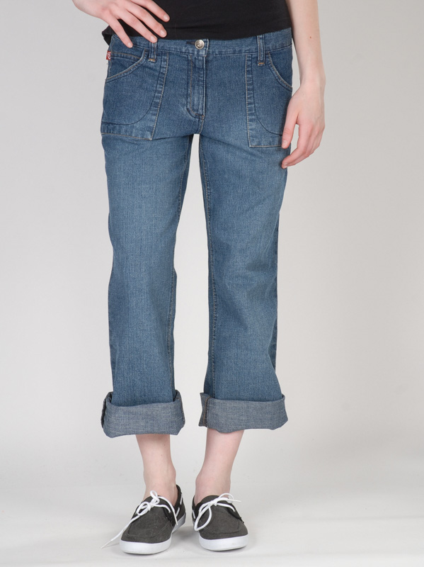 Funstorm Kalhoty G-492 Blu - S modrá