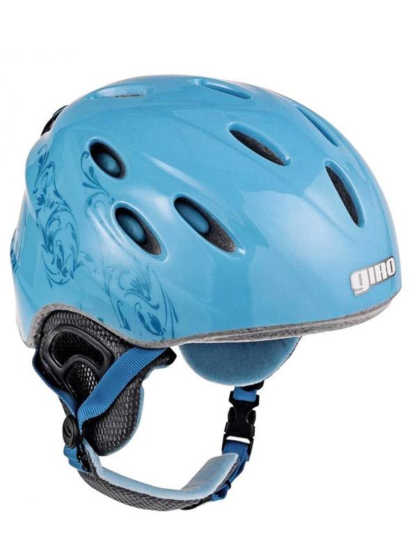 Giro Helma Nine.9 Blu - L modrá