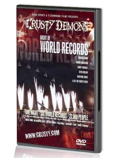 OSTATNI film CRUSTY DEMONS NIGHT OF WORLD RECORDS