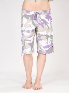 INSIGHT koupací šortky YAZOO CAMO/VIO