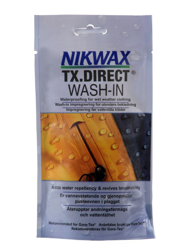 Nikwax Impregnace Wash-in Tx.direct Blu modrá