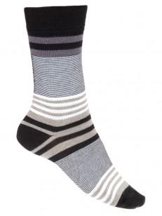 EZEKIEL ponožky EA2844 BLK/GRY
