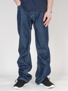 PEACE kalhoty M-3 CLASSIC BLU