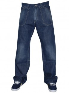 PEACE kalhoty PAINTER WORK BLU