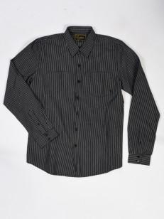 EZEKIEL košile EL3363 BLK