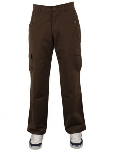 PEACE kalhoty CARGO BRW
