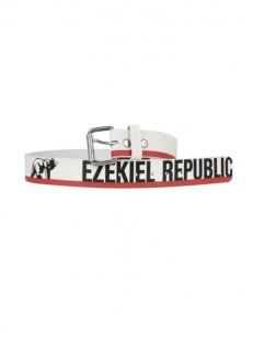 EZEKIEL pásek REPUBLIC WHT