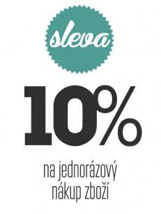 TEMPLESTORE poukaz 10% sleva na jednorázový nákup