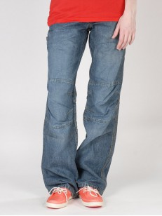 TIMEZONE kalhoty CESARE BLU