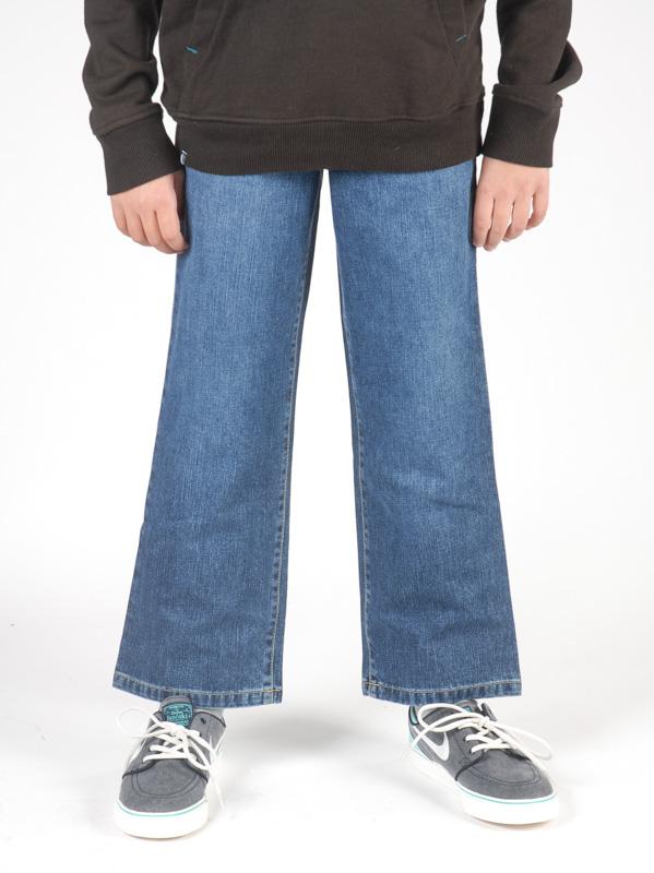 Vehicle Jeans Dětské Parallel Blu - 24 modrá