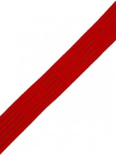 PEACE pásek LEGEND RED/RED
