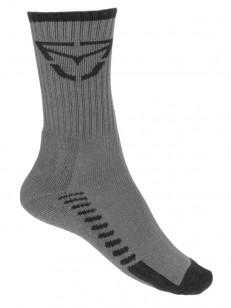VEHICLE ponožky ASHBURY CHARCOAL