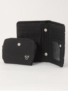 VEHICLE peněženka DRIPS BLACK