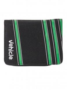 VEHICLE peněženka OYSTER BLACK