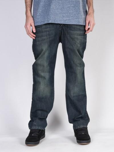 VEHICLE kalhoty LOGGER TINTED MID BLUE