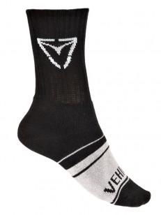 VEHICLE ponožky ASPHALT BLACK