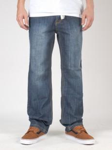 VEHICLE kalhoty FLUE DARK BLUE