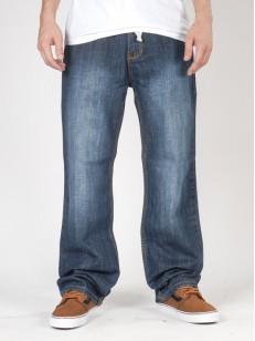 VEHICLE kalhoty VENT DIRTY STONEWASH