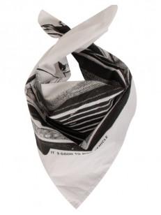 VEHICLE šátek VAN WHITE