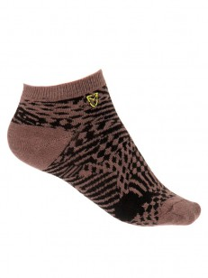VEHICLE ponožky PUNK FALL WALNUT