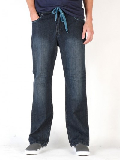VEHICLE kalhoty GARRET BLACK