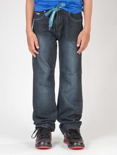 VEHICLE jeans dětské GARRET BLACK