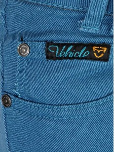 VEHICLE jeans A66 DILUTE TEAL