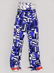 VEHICLE kalhoty GROWLER BLUE NAVY/GRW O2
