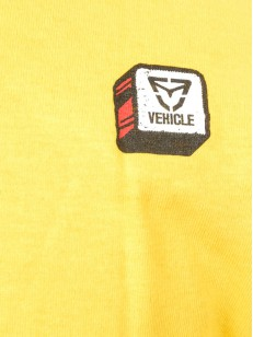 VEHICLE triko CUBES YELLOW