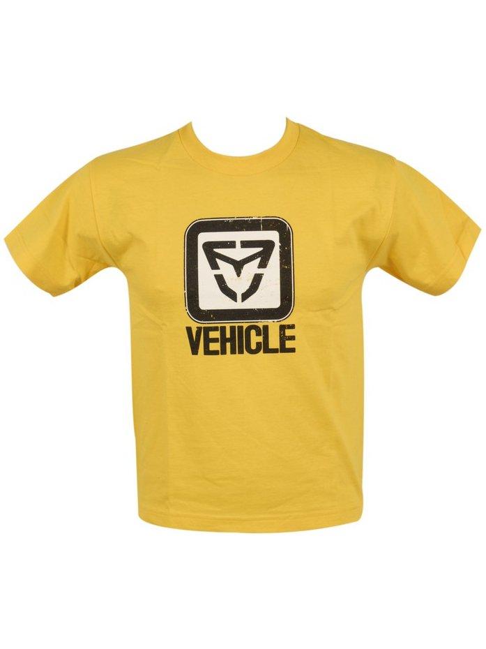 Vehicle Triko Emblem Yellow - Yl žlutá