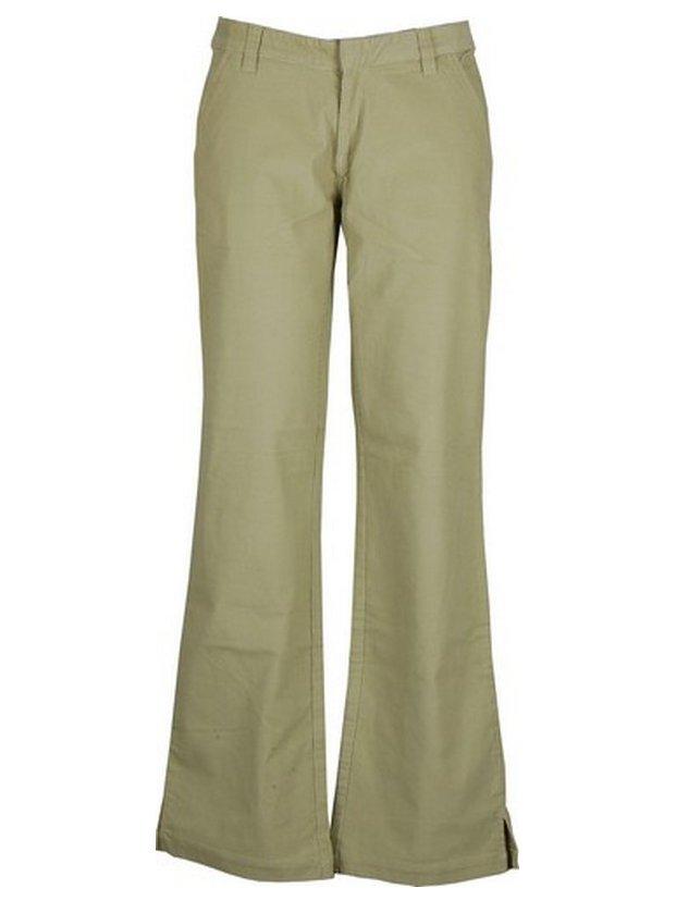Roxy Kalhoty Qfwpt362 Grn - 4 zelená