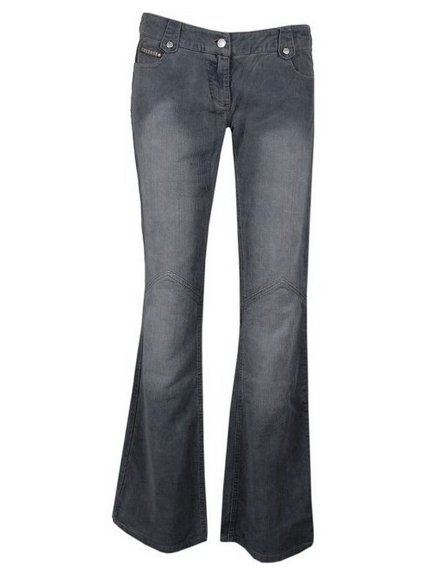 Timezone Kalhoty Lindsay Blu - 30 šedá