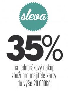 TEMPLESTORE poukaz 35% sleva na jednorázový nákup