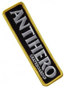 ANTIHERO nášivka BLACKHERO BLK/YEL