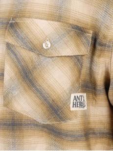 ANTIHERO košile FINGERHERO BLUE