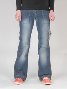 TIMEZONE kalhoty NOELLE BLU