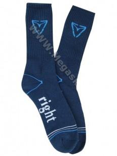 VEHICLE ponožky DIRECTION BLUE