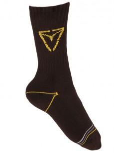 VEHICLE ponožky DIRECTION CHOCOLATE