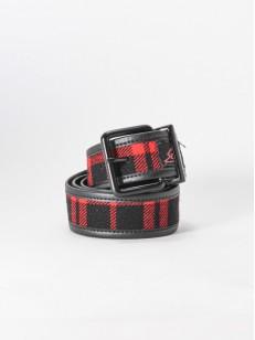 EZEKIEL pásek JOSHUA RED/BLU