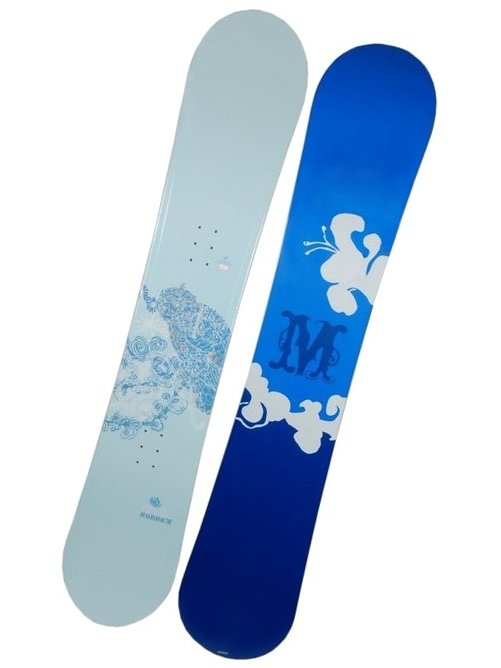 Morrow Snowboard Mantra Ass 153