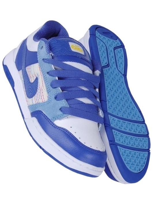 Nike 6.0 Boty Air Mogan White-pcfcbl - 6USw