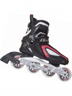 POWERSLIDE brusle F1 MAN BLK