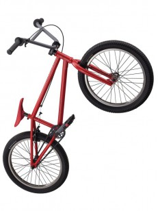MONGOOSE bmx kolo FRACTION MATTE RED