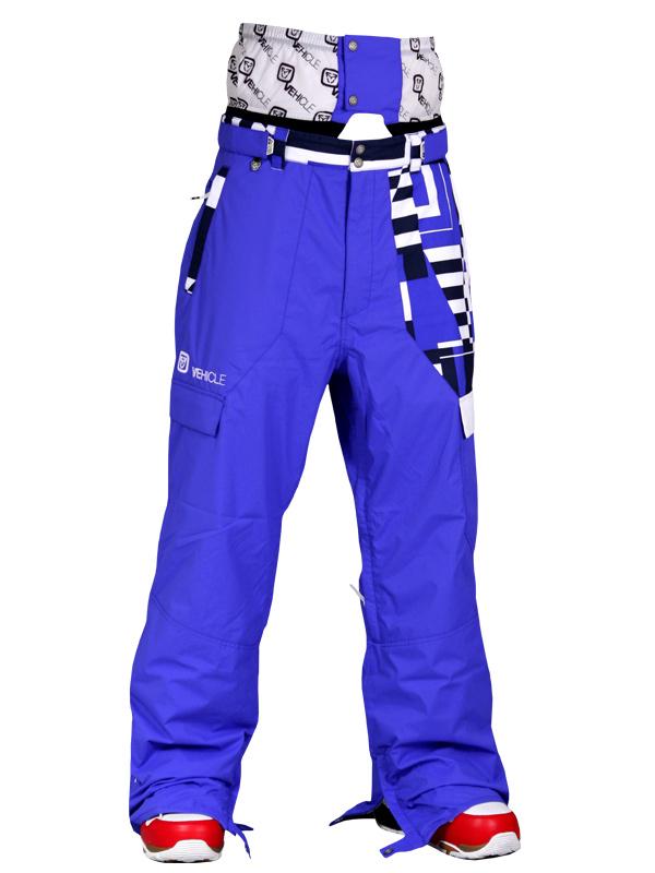 Vehicle Snb Kalhoty Dětské Growler Blue/grw 01 - Ym modrá