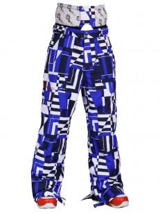 VEHICLE SNB kalhoty dětské GROWLER BLUE NAVY/GRW O