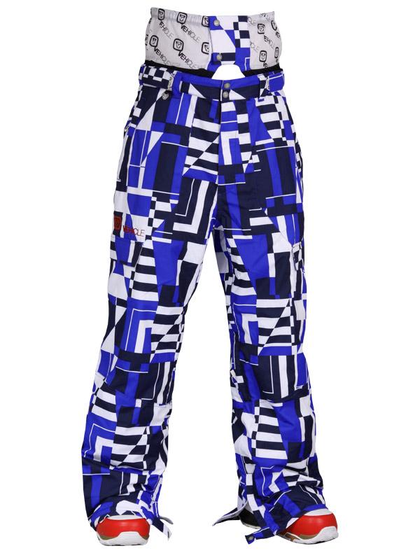 Vehicle Snb Kalhoty Dětské Growler Blue Navy/grw O modrá