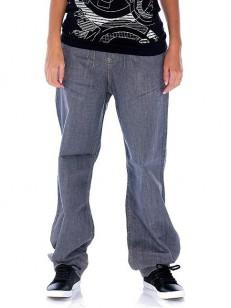 NUGGET kalhoty THEIN A-Grey Denim